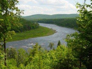 Big Rapids - St. John River