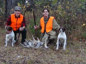 Grouse Hunting in Maine