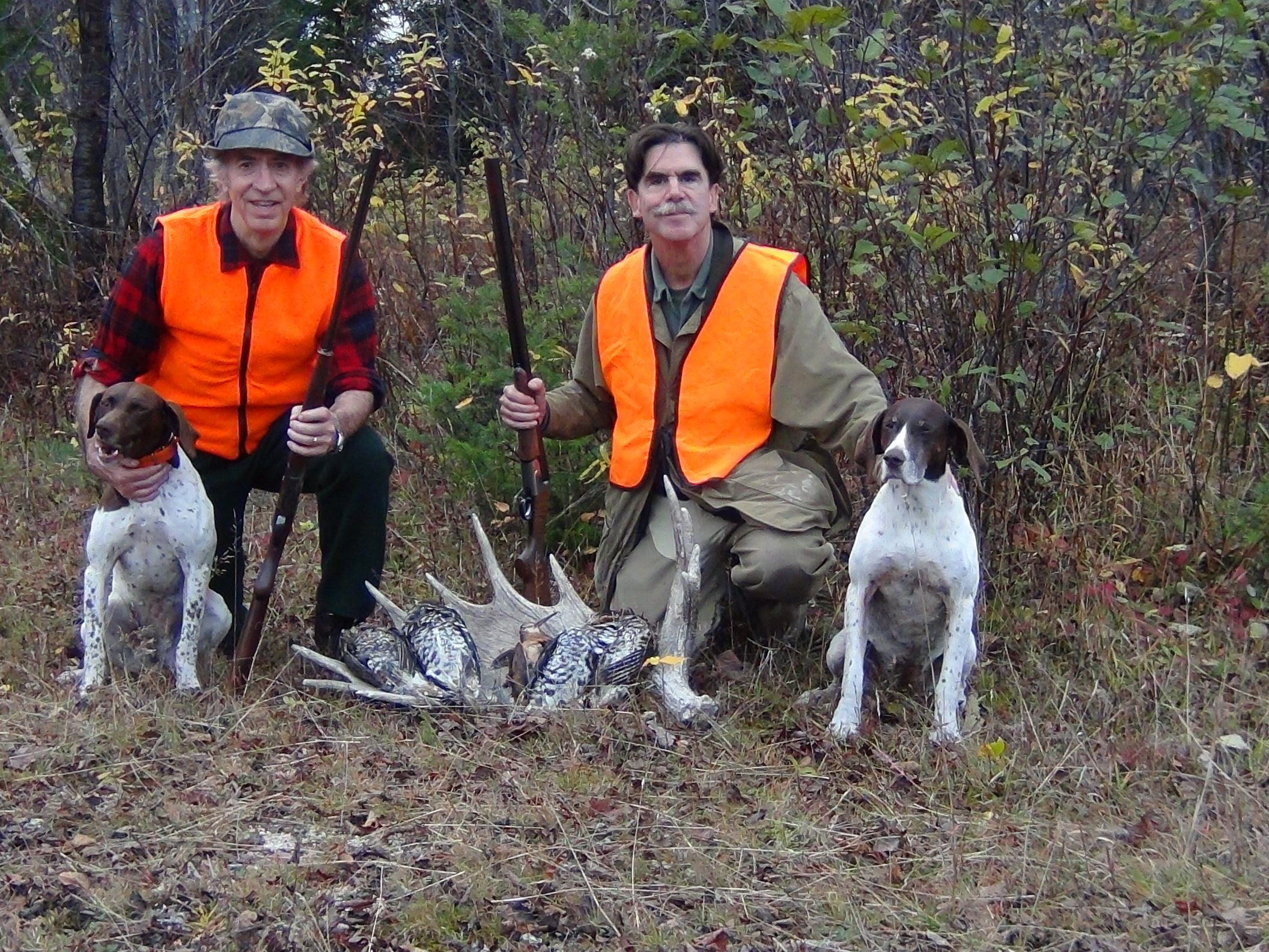 Maine Guided Grouse & Upland Bird Hunting | Allagash Guide ...